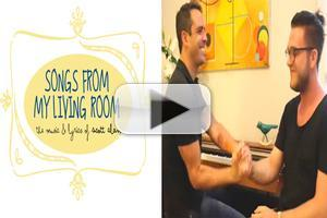 BWW TV Exclusive: Scott Alan's SONGS FROM MY LIVING ROOM Series Premiere- with Luke Edgemon!