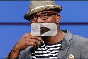 VIDEO: Taye Diggs Talks New Series, Being Single & More on LATE NIGHT