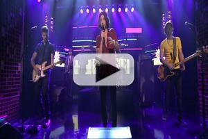 VIDEO: MAGIC! Perform 'Rude' on TONIGHT SHOW