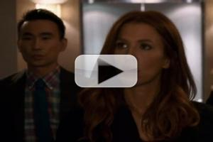 VIDEO: Sneak Peek - 'The Haircut' Episode of CBS's UNFORGETTABLE