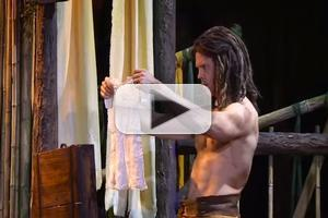 STAGE TUBE: First Look at Highlights of Arvada Center's TARZAN