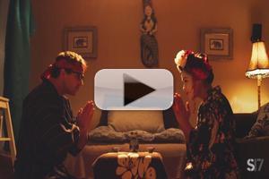 VIDEO: Joshua David Robinson Guest Stars in IAN, Episode 4 - 'Egg, Roll & Fight'