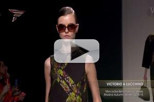 VIDEO: Victorio & Lucchino Mercedes Benz Fashion Week Madrid A/W 2014-15