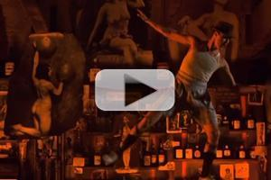 STAGE TUBE: Meet PETER PAN's Captain Hook- Christopher Walken