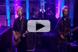 VIDEO: Phish Performs 'Waiting All Night', 'Fuego' on TONIGHT SHOW