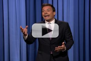 VIDEO: Jimmy Fallon Imagines Christopher Walken as PETER PAN's 'Captain Hook'