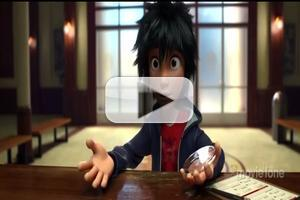 VIDEO: All New Trailer for Disney's Action Adventure BIG HERO 6