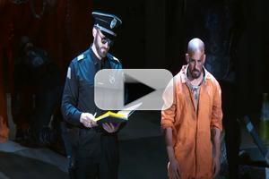 BWW TV: LES MISERABLES Gets Modernized at Dallas Theater Center!