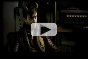 VIDEO: First Look - Daniel Radcliffe Stars in Supernatural Thriller HORNS
