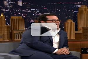 VIDEO: Josh Gad Talks Daughter's FROZEN Obsession, Juilliard Audition & More on TONIGHT