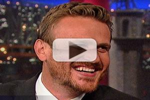 VIDEO: Jason Segel Talks Filming 'Sex Tape' Nude Scenes on LETTERMAN