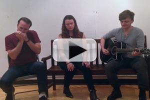 STAGE TUBE Exclusive: Lauren Pritchard, Adam Cochran & Ted Koch Perform 'Cry Me A River' from SONGBIRD