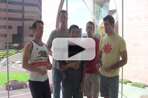 STAGE TUBE: Cast of JERSEY BOYS Tour Covers the Beach Boys at Segerstrom Center