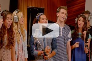 VIDEO: Disney Channel Stars Perform FROZEN's 'Do You Want to Build a Snowman?'