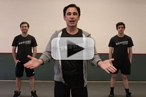 VIDEO: Learn Choreography for NEWSIES 'Seize the Day' from Christopher Gattelli!