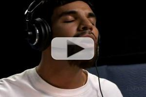 VIDEO: Drake Sings FROZEN's 'Let It Go' as Boxer Manny Pacquiao!