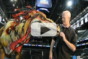 VIDEO: Behind the Scenes with the Cast and Creative Team of the WALKING WITH DINOSAURS Arena Tour