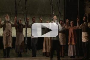 BWW TV: First Look at Adam Heller, David Perlman, Elizabeth DeRosa & More in Highlights of Goodspeed's 50th Anniversary Production of FIDDLER ON THE ROOF