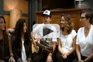 VIDEO: Jason Mraz Shares Inspiration for New Song 'You Can Rely on Me'