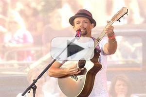VIDEO: Jason Mraz Performs 'I'm Yours', 'Love Someone' on TODAY