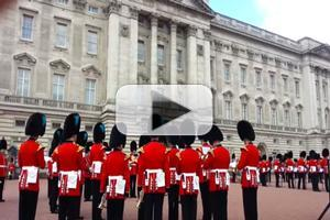 VIDEO: Buckingham Palace's Iconic 'Changing of the Guards' Perform GAME OF THRONES Theme Song
