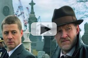 VIDEO: First Look - FOX Shares 3 New TV Spots for New Drama Series GOTHAM