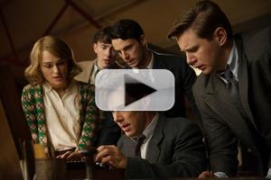 VIDEO: Benedict Cumberbatch's THE IMITATION GAME to Open London Film Fest; Check Out Trailer!