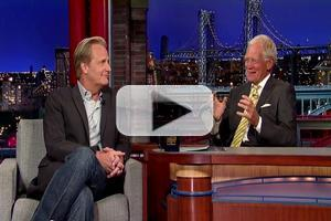 VIDEO: Jeff Daniels Previews 'Dumb and Dumber 2' on LETTERMAN