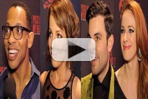BWW TV: PIECE OF MY HEART Company Celebrates Bert Berns on Opening Night!