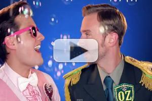 VIDEO: Look Out Idina & Kristin! YouTubers Present All-Male Medley of WICKED Songs
