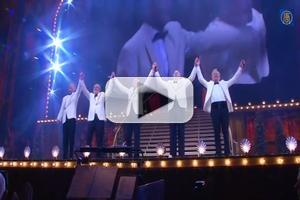 STAGE TUBE: Monty Python Bids Emotional Farewell at Final MONTY PYTHON LIVE (MOSTLY) Performance in London