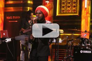 VIDEO: Chronixx Makes US Debut; Performs 'Here Comes Trouble' on TONIGHT SHOW