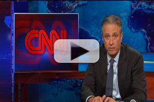 VIDEO: DAILY SHOW's Jon Stewart Launches Kickstarter to Buy CNN!