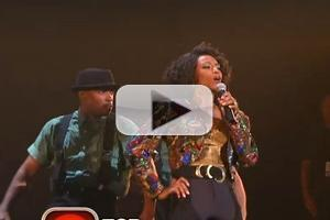 VIDEO: First Look & Listen - Deborah Cox Lends Voice in WHITNEY HOUSTON Biopic