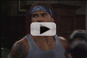 VIDEO: First Look - Shemar Moore Guests on CBS's YOUNG & THE RESTLESS
