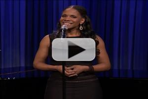 VIDEO: Tony Winner Audra McDonald Sings Actual Yahoo Answers on FALLON!
