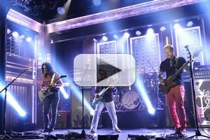 VIDEO: Weezer Perform 'Back to the Shack' on TONIGHT SHOW