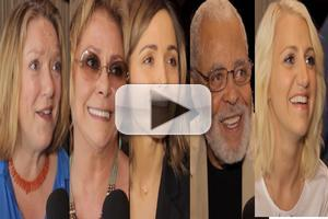 BWW TV: Chatting with the Company of Broadway-Bound YOU CAN'T TAKE IT WITH YOU- James Earl Jones, Rose Byrne & More!