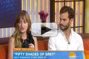 VIDEO: 50 SHADES OF GREY Stars Talk New Trailer on TODAY