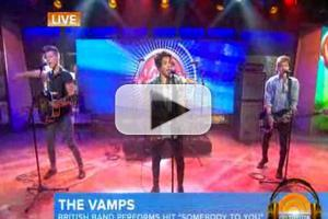 VIDEO: British Band The Vamps Perform New Single 'Somebody Like You' on TODAY