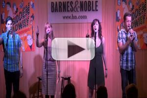 BWW TV: FORBIDDEN BROADWAY Spoofs LES MIZ, BRIDGES OF MADISON COUNTY & More at Barnes & Noble!