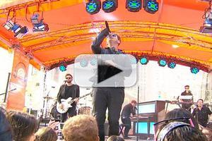 VIDEO: OneRepublic Performs 'Counting Stars', New Song from 'The Giver' on TODAY