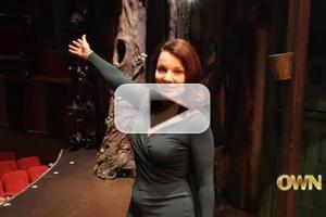 BWW TV Exclusive: Fran Drescher Goes Backstage at CINDERELLA on WHERE ARE THEY NOW?