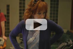 VIDEO: Behind-the-Scenes of Reba McEntire's 'Pray For Peace' Video