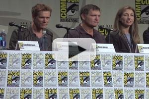 VIDEO: Cast of FOX's THE FOLLOWING Visits Comic Con
