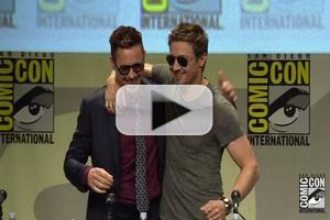 VIDEO: Cast of Marvel's AVENGERS: AGE OF ULTRON Unites at Comic-Con 2014