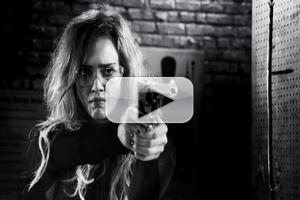 VIDEO: Lady Gaga Featuring in Comic Con Trailer for SIN CITY: A DAME TO KILL FOR