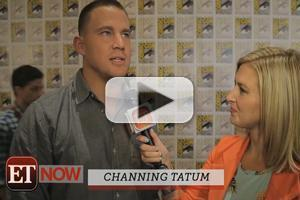 VIDEO: Channing Tatum Says MAGIC MIKE 2 Will be 'Very Different' from First Film