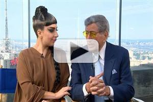 VIDEO: Lady Gaga & Tony Bennett Talk New Album 'Cheek to Cheek' on TODAY