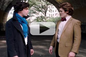 VIDEO: Musical Mashup 'WHOLOCK' Brings DOCTOR WHO & SHERLOCK Together for the First Time